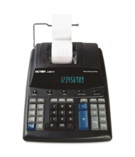 Victor 1460-4 Extra Heavy-Duty Two-Color 12-Digit Printing Calculator