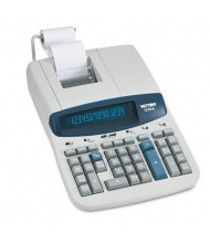 Victor 1570-6 Two-Color Commercial Ribbon 12-Digit Printing Calculator