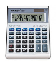 Victor 6500 Executive 12-Digit Desktop Loan Calculator