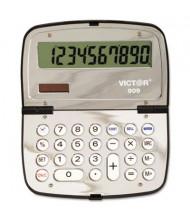 Victor 909 10-Digit Handheld Compact Calculator
