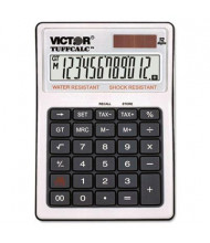 Victor TUFFCALC 12-Digit Desktop Calculator
