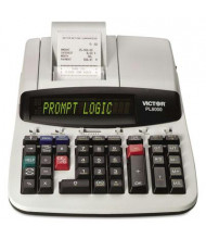 Victor PL8000 Prompt Logic14-Digit Printing Calculator