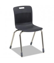 Virco Analogy Ergonomic Stacking Chair, 4-Pack