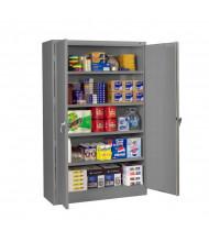 Tennsco Jumbo Storage Cabinets (Shown in Medium Grey)