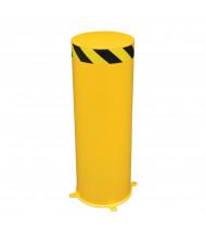 """Vestil 12"""" Round Jumbo Steel Pipe Bollard Post (36"""" model shown)"""