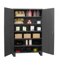Durham Steel Adjustable Shelf 14-Gauge Storage Cabinets with Legs