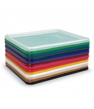 Jonti-Craft Plastic Paper Trays & Tubs Lid (different colors shown)