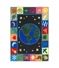 Joy Carpets EarthWorks Classroom Rug