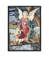 Joy Carpets Guardian Angel Rectangle Classroom Rug
