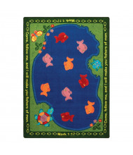 Joy Carpets Fishers of Men Classroom Rug