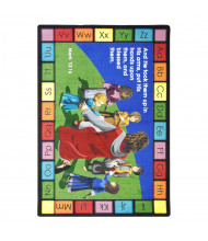 Joy Carpets Into His Arms 1602 Rectangle Classroom Rug