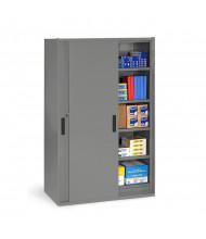 Tennsco JSD2478SU Jumbo Storage Cabinet (Medium Grey)