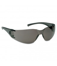 Jackson Safety Element Safety Glasses, Black Frame, Smoke Lens