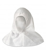 KleenGuard A20 Breathable Particle Protection Hood, White, One Size Fits All, 100/Pack