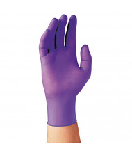 Kimberly-Clark Professional Purple Nitrile Exam Gloves, Large, Purple, 100/Pack