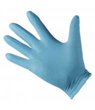 KleenGuard G10 Blue Nitrile Gloves, Powder-Free, Blue, Medium, 100/Pack