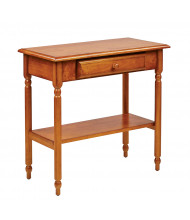 Office Star KH07 Foyer Table in Cherry Finish