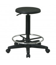 Office Star Work Smart Adjustable Footrest Stool