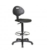 Office Star Work Smart Adjustable Footrest Standard Drafting Chair