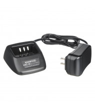 Kenwood Rapid Rate Single Unit Charger for KNB-45L Battery