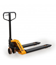 "Lift-Rite Titan 5500 lb Load Pallet Truck 27"" W x 48"" L, Parking Brake"