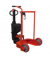"Wesco 1000 lb Load Power Drive 20"" Dia. Cylinder Hand Truck"