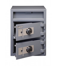 Gardall LCF2820CC 1.98 cu. ft. Light Duty Depository Safe