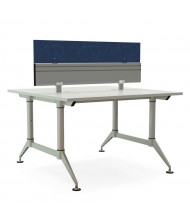 Mayline EVEN Dual-Sided Workstation (4' model shown)