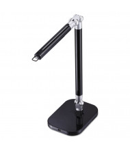 "Black & Decker 19.5"" H LED eLight Desk Lamp, Black"