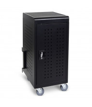 Luxor 24 Tablet & Chromebook Charging Cart