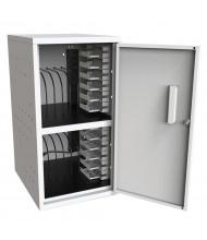 Luxor 12 Tablet or Chromebook Vertical Charging Cabinet
