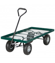 Vestil LSC-2448-PT Platform Landscaping Cart