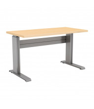 "RightAngle Eficiente LT Electric 27"" - 47"" H Straight Front Height Adjustable Standing Desk"