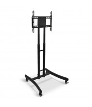 Luxor Height Adjustable Flat Panel AV Stand