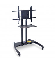 Luxor Height Adjustable Rotating Flat Panel AV Stand & Mount