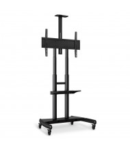 Luxor Height Adjustable Large Capacity Flat Panel AV Stand & Mount