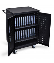 Luxor 24 Laptop/Chromebook Charging Cart
