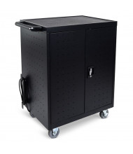 Luxor 32 Laptop/Chromebook Charging Cart
