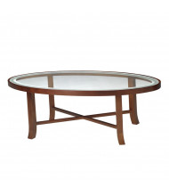 "Mayline Illusion M106C 48"" W Coffee Table"