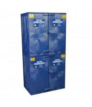 Eagle Polyethylene 48 Gal Corrosives Chemical Storage Cabinet