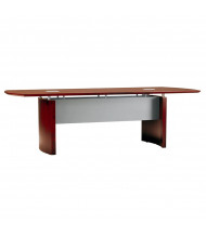 Mayline NC10 Napoli 10 ft Conference Table (Shown in Sierra Cherry)