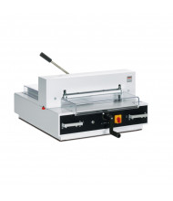 "MBM Triumph 4315 16-7/8"" Electric Paper Cutter"