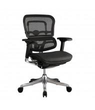 Eurotech Ergo Elite ME5ERGLTLOW Mesh Mid-Back Executive Office Chair
