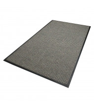 WaterHog 200 Rubber Back Polypropylene Indoor/Outdoor Scraper Floor Mats (Shown in Grey)