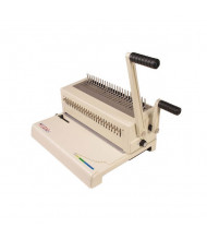 Akiles MegaBind-2 Plastic Comb Binding Machine with Wire Closer