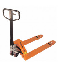 "Mighty Lift ML2048L 3300 lb Load Low Profile Pallet Jack, 20.5""W x 48""L"