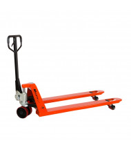 "Mighty Lift ML2760 4400 lb Load Long Fork Pallet Jack, 27""W x 60""L"