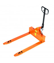 "Mighty Lift ML3348ULP 2200 lb Load 4-Way Pallet Jack, 33""W x 48""L"