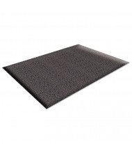 "Guardian Soft Step Supreme Anti-Fatigue Floor Mat, 24"" x 36"", Black"