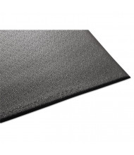 "Guardian Soft Step Supreme Anti-Fatigue Floor Mat, 36"" x 60"", Black"